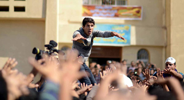 Egypt govt denies asking al-Sisi to stop student protests