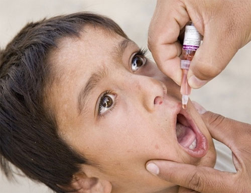 Polio still threatens Middle East after Syria, Iraq cases - UN