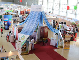 Muslim Fair in Brussels attracts thousands