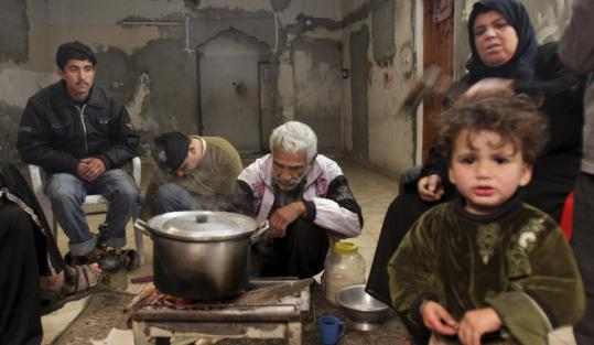 Gaza unemployment hits 55% after Israeli onslaught