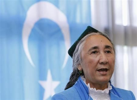 Uighur leader calls for int'l investigation into Tiananmen incident