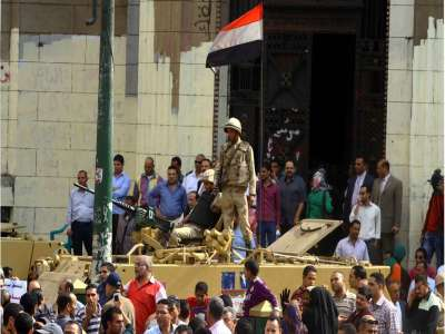 Egyptians' right to protest must be respected: UN