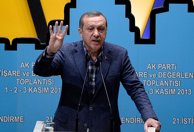 Erdogan says 'Rabaa' is global sign of saying no to injustice