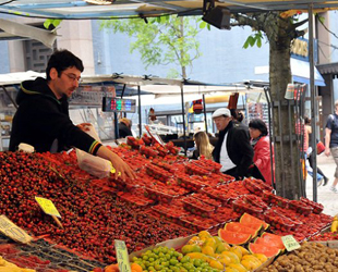 Food price rise fuels inflation in Turkey