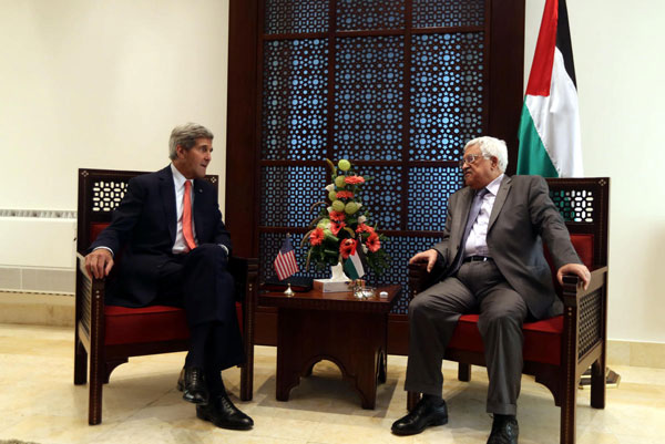 Kerry to offer outline of Mideast peace deal