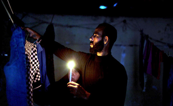 Hamas blames Palestinian Authority for electricity crisis