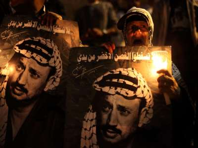 No proof of Israel involvement in Arafat's death: Abbas