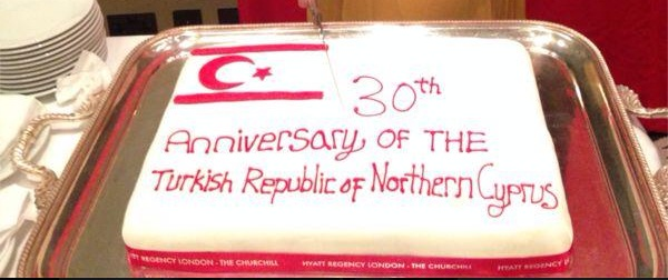 30th anniversary of TRNC celebrated in London