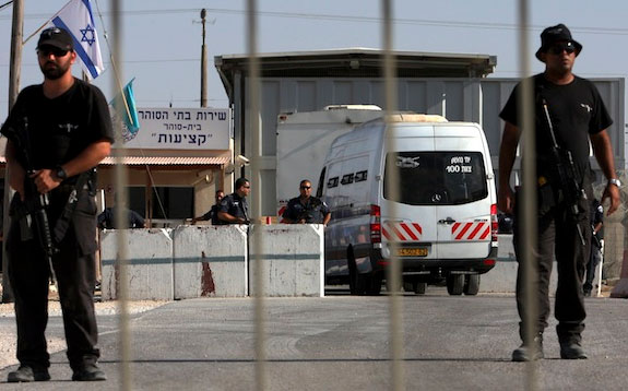 Israel allows Gazans to visit jailed relatives