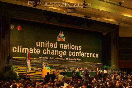 UN panel: Climate change effects 'irreversible'