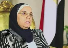 Morsi female assistant appears in protest for 1st time