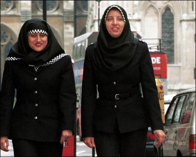 Islamophobia no obstacle for British Muslim women