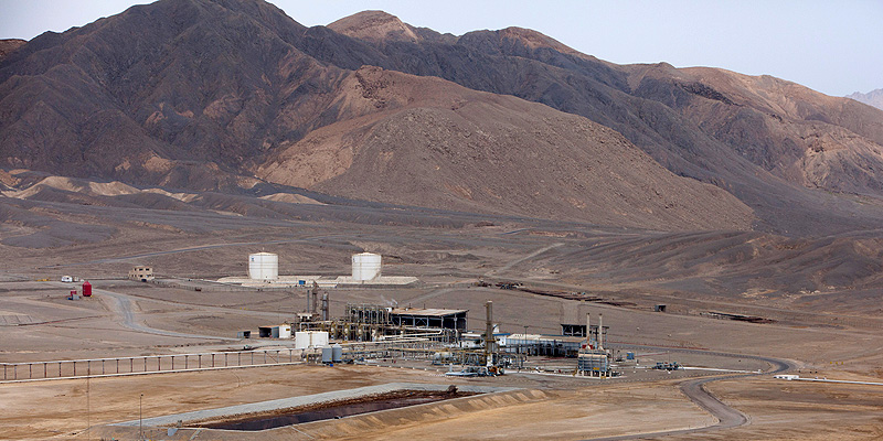 Egypt to develop Sinai oil fields 'over-exploited' by Israel