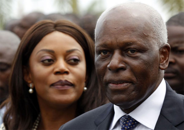 Seeking deals, France rolls out red carpet for Angolan leader