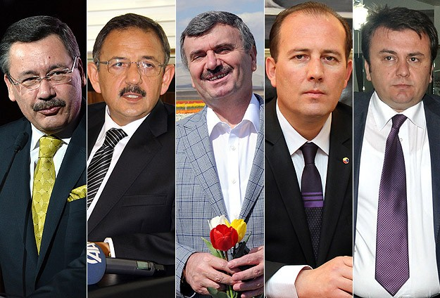 Turkey's ruling party announces mayoral candidates