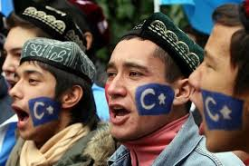 Approved political views needed to graduate in East Turkistan