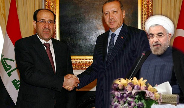 Turkey, Iran and Iraq in newfound cooperation