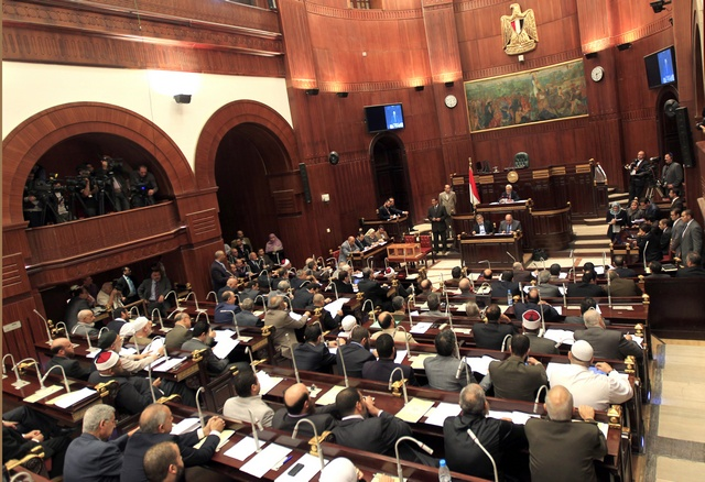 Egypt constitution panel ends differences before vote