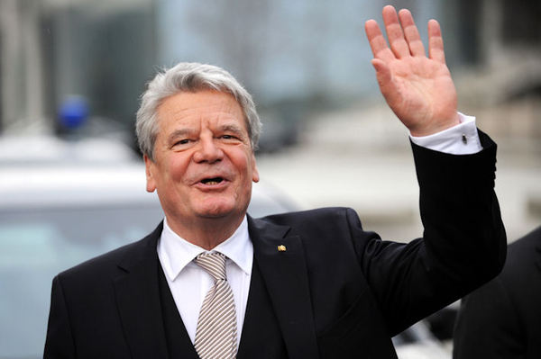 Gauck: Turkey has lifted Armenian, Kurdish injustice taboos