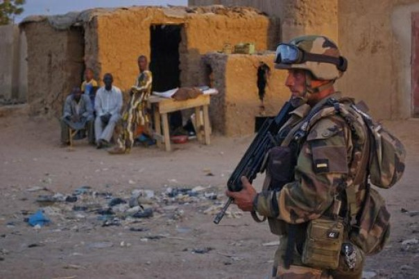 French soldier killed during clash with militants in Mali