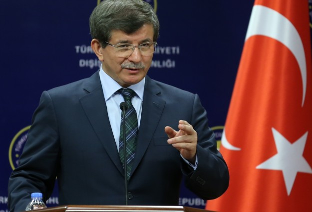 Turkish PM welcomes call for disarmament of PKK