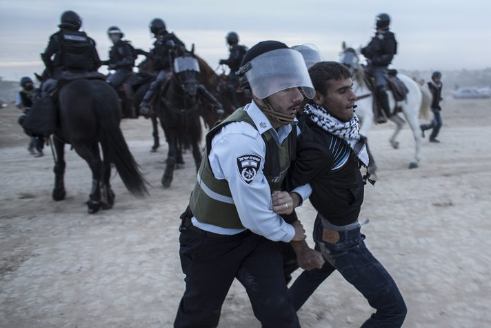 Israel demolishes Bedouin village for 68th time