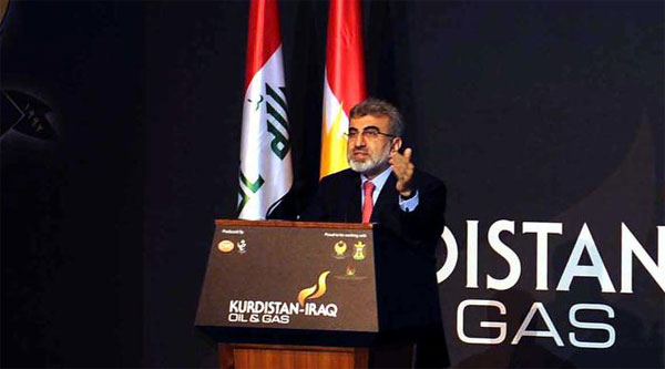 Kurdistan-Iraq Oil and Gas Conference commences