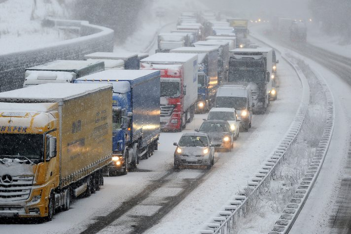Death toll in Europe storm rises to 6