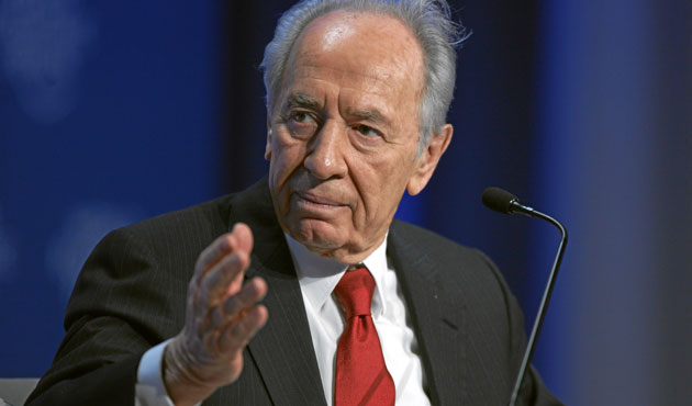 Peres: Terror 'opportunity' for Israel to win new allies