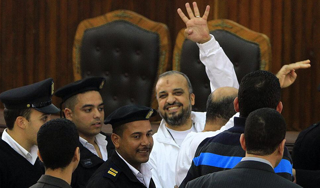 Egypt jails Brotherhood leader for contempt of court