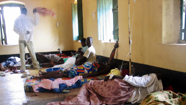 23 cholera deaths, 670 infections in S. Sudan