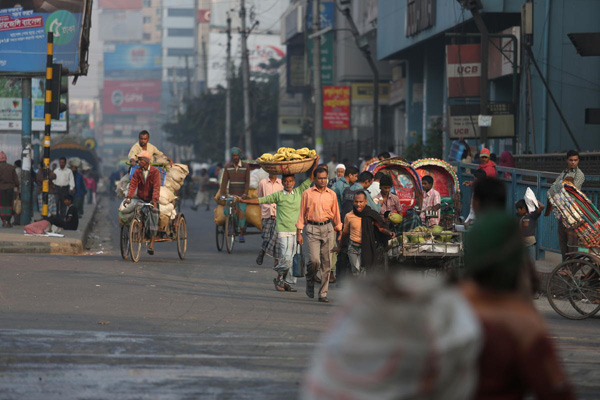 Bangladesh becomes lower-middle income country