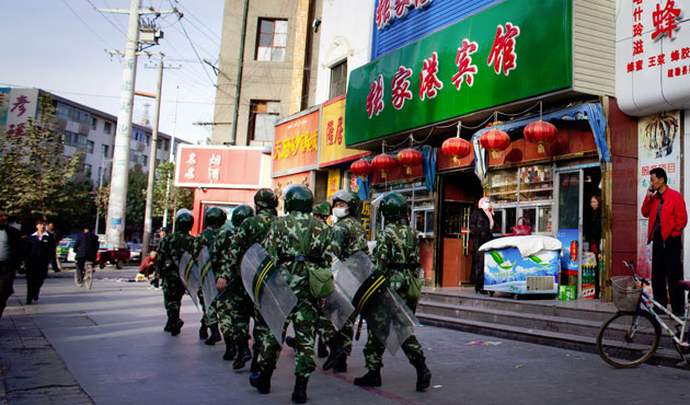 China raids Qur'an schools in East Turkestan