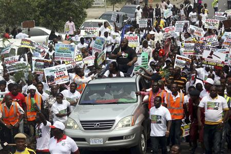 Nigeria's university teachers suspend 5-month strike