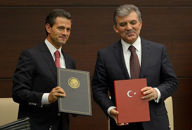 Mexico president wants to integrate Asia-Pacific with Turkey