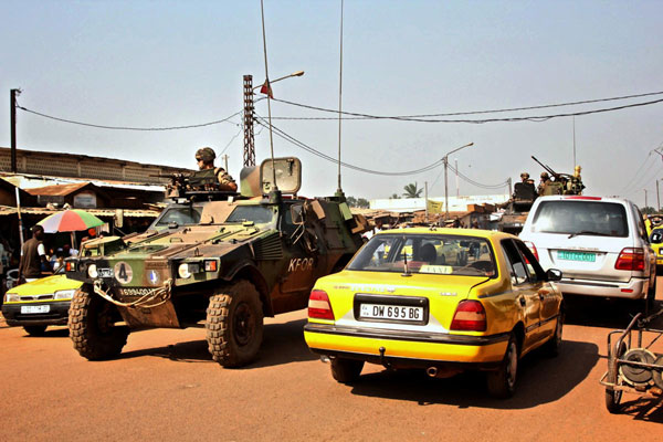 UN worker abducted in CAR's Bangui