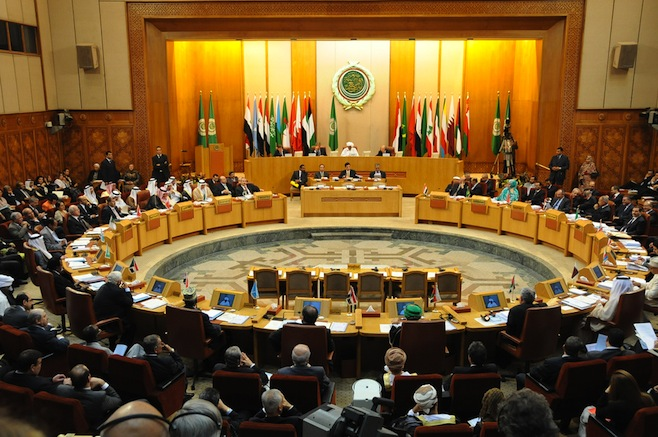 Arab League envoys head to Algeria for election monitoring