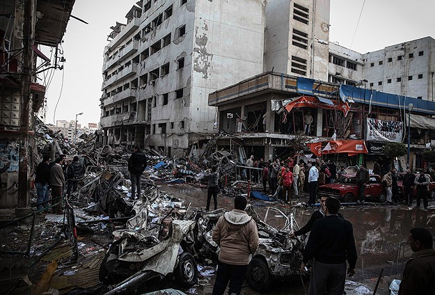 Outrage grips Egypt after Mansoura bombing