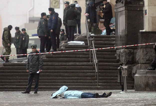 Second attack in Russian city, 16 killed