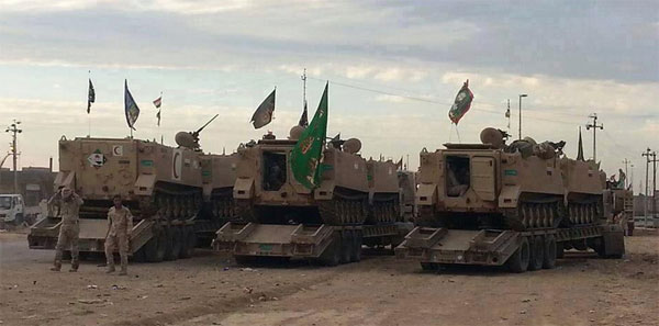 Iraqi forces recapture ISIL positions in Turkmen city