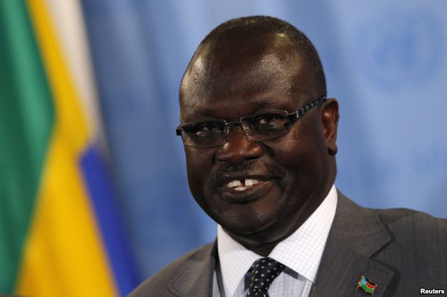 No Egyptian troops in S. Sudan, says rebel leader