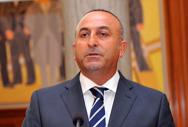 Turkish FM talks to his US counterpart on phone