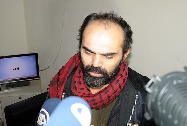 Turkish journalist thanks Syrian Islamic Front for saving him