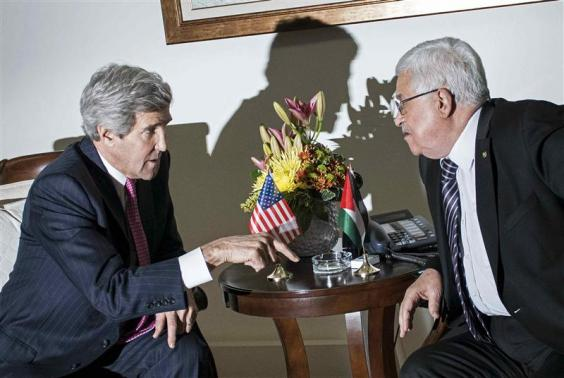Peace talks face new challenge after Abbas's defiant move