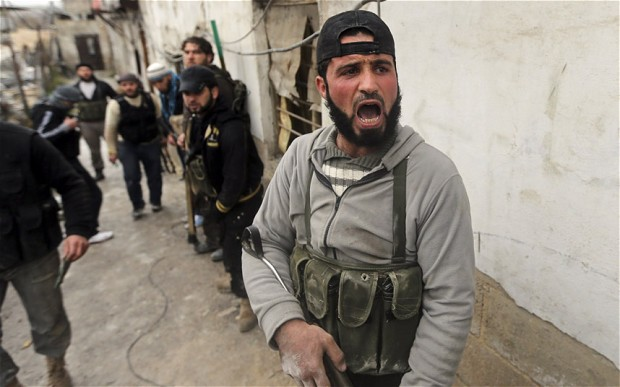 Rebel fighters kill ten ISIL rebels in Syria