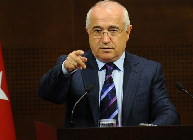 Turkey 'ready to confront its history' says parliament speaker
