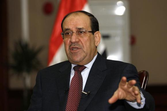 Maliki launches post-election bid to keep power