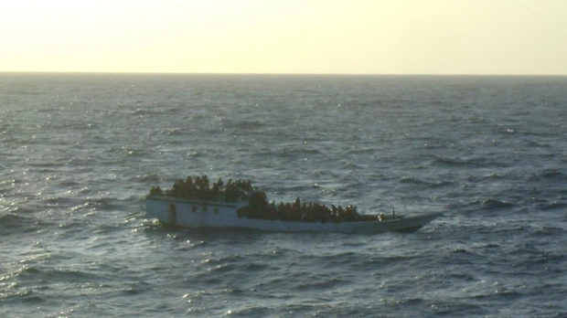 EU: Impossible for refugees to reach Europe safely