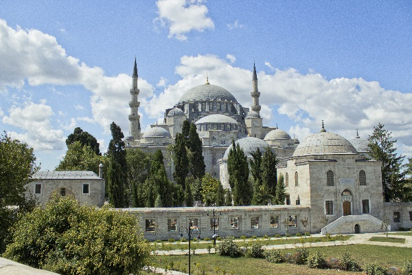 The Suleymaniye Mosque and the great architect Sinan