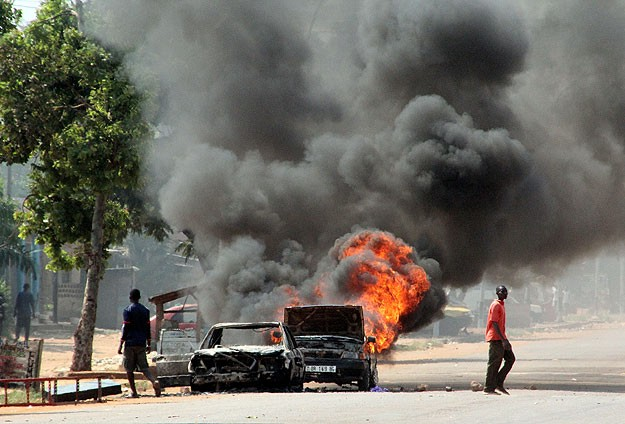 Peacekeepers fire on Christian mob in CAR as Muslims lynched